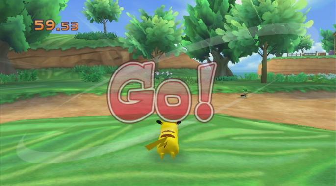 Wii PokePark