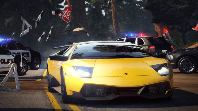 Need for Speed Hot Pursuit Pciture