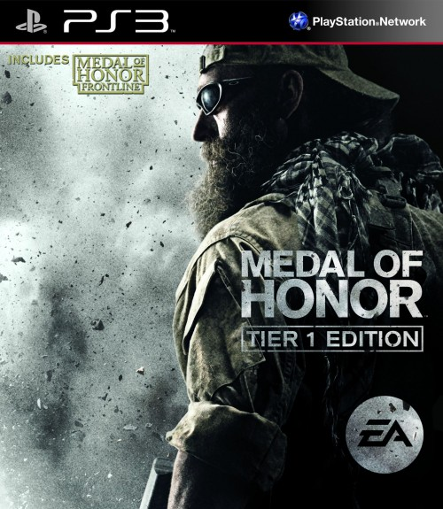 Medal of Honor Tier 1 PS3