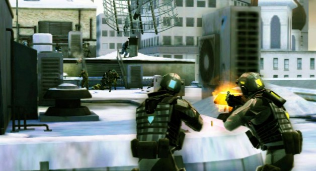 Tom Clancys Ghost Recon Wii S2