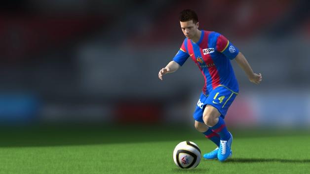FIFA 11 mit Stocker