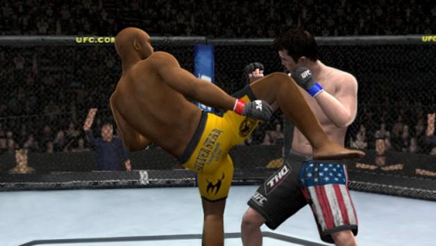 UFC 2010 für PSP