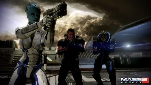 Mass Effect 2 DLC Shadow Broker