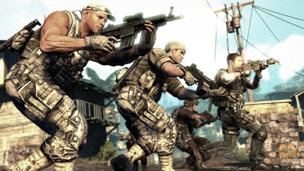 SOCOM 4: U.S. Navy SEALs Screenshot