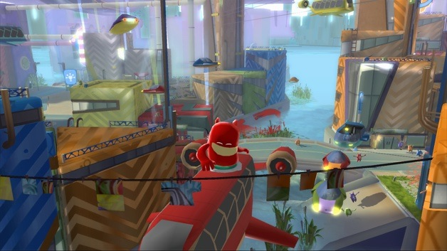de Blog 2 Screenshot Surf City