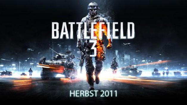 Battlefield 3 Herbst 2011