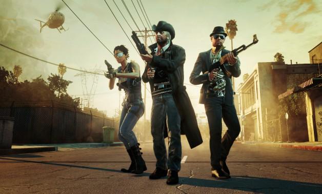 Call of Juarez: The Cartel Team Screenshot