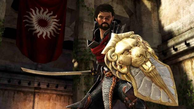 Dragon Age II Hawke Screenshot