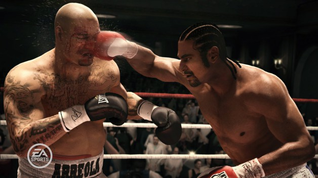 Fight Night Champion Screenshot