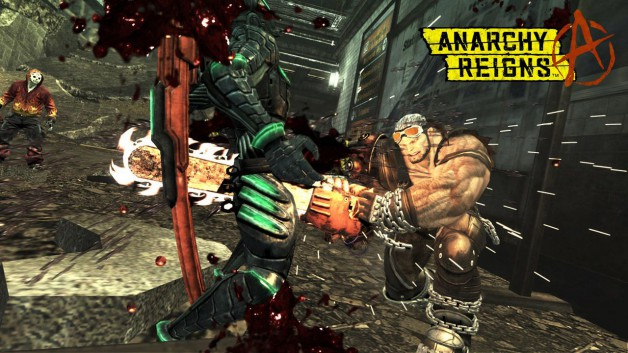 Anarchy Reigns Jack Screenshot