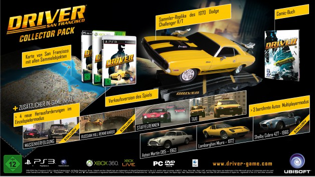 Driver SF Collector