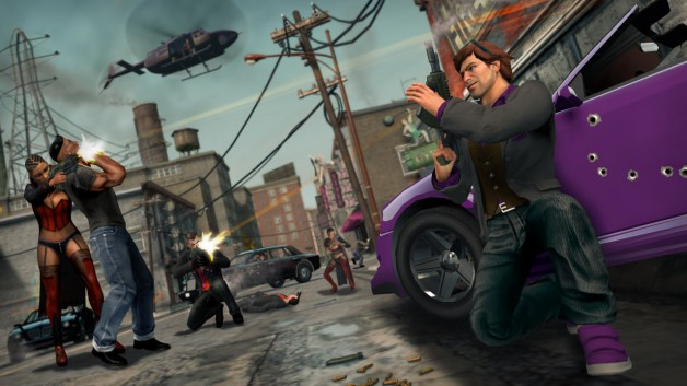 Saints Row: the Third Morning Star Madness