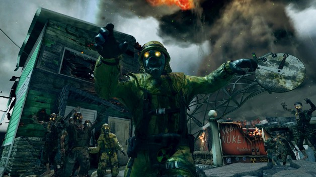 CoD:BO2 Nuketown-Zombies