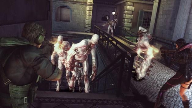 Resident Evil Reveleation