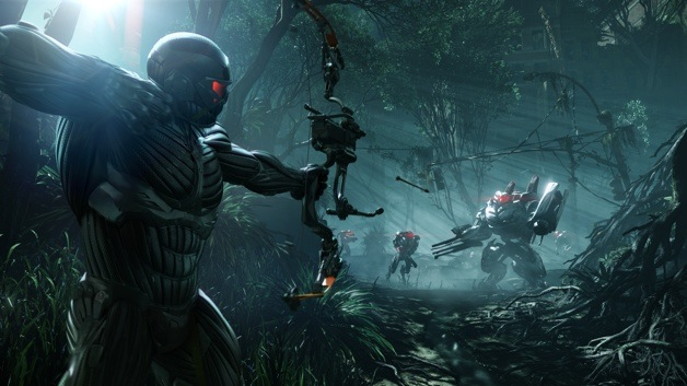 Crysis 3 screen 1 - Prophet the Hunter