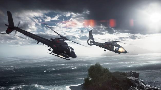 Battlefield 4 - Paracel Storm 1