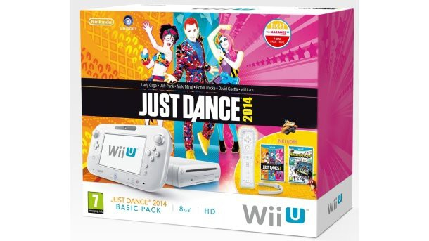 Just Dance 2014 Wii U Bundle