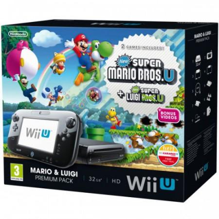 Mario und Luigi Wii U Bundle