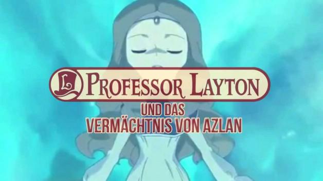 Professor Layton und das Vermächtnis von Aslant