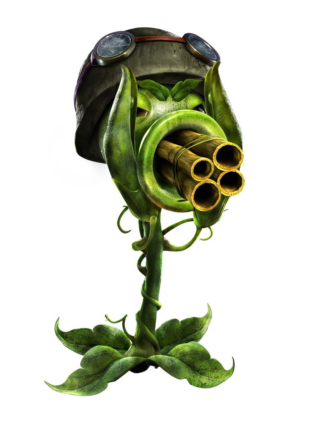 Clipart For U Plant And Zombie Garden Warfare