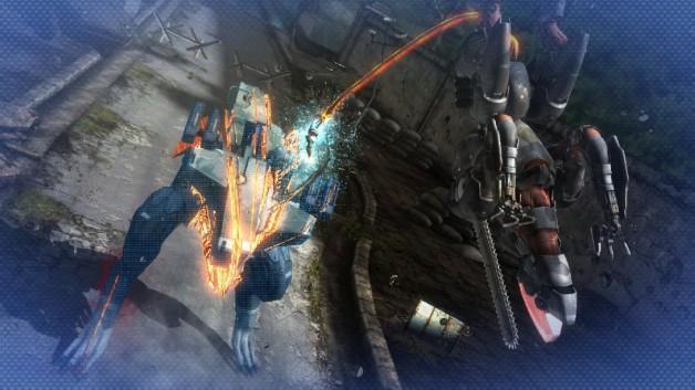 Metal Gear Rising: Reveangeance