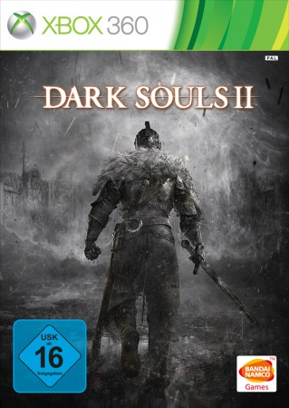 Dark Souls 2 Cover Xbox 360
