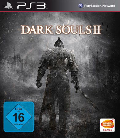 Dark Souls 2 PS3 Cover