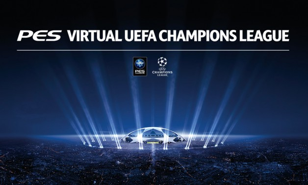 Large PES Virtual UEFA Champions League - headline