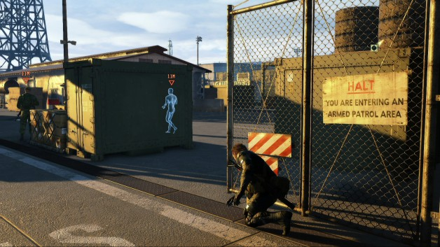 Metal Gear Solid V Ground Zeroes