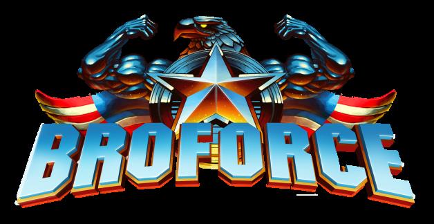 Broforce Logo