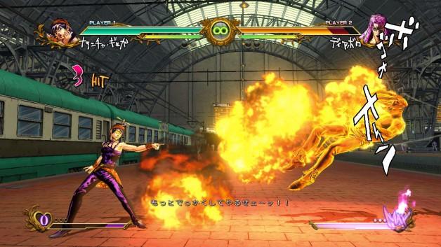 JoJos Bizarre Adventure All-Star Battle Screenshot 3