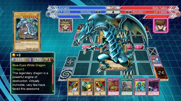 Yu-Gi-Oh!Millennium Duels Screenshot