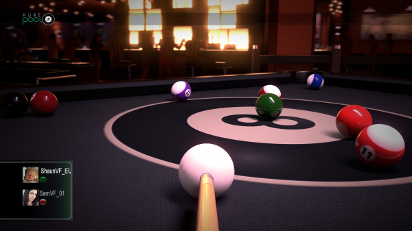 Pure Pool Multiplayer