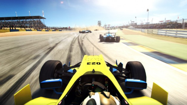 «GRID Autosport»