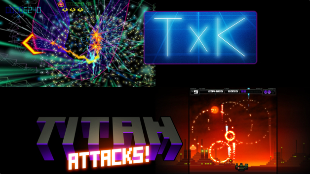 podcast169 Txk Titan Attacks