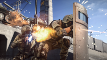 Battlefield 4 Dragons Teeth Ballistic Shield