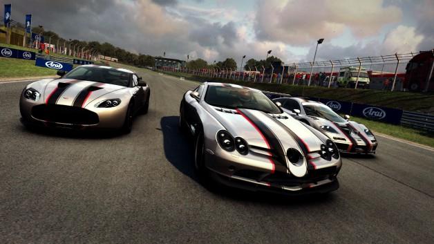 Grid Autosport DLC British