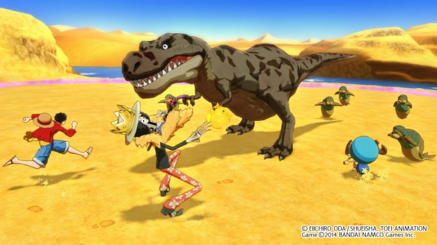 One Piece Pirate Unlimited World Red DLC
