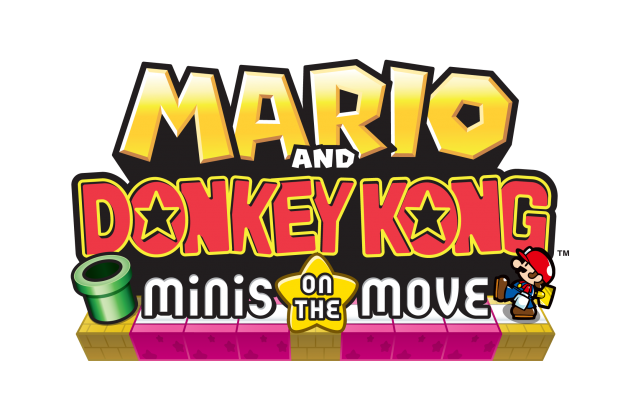 Mario and Donkey Kong- Minis on the Move