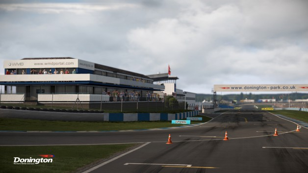 Project Cars Track