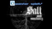 Gamester spielt Salt and Sanctuary