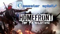 Gamester spielt Homefront The Revolution