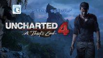 Gamester spielt Uncharted 4