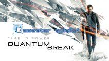 Gamester spielt quantum break