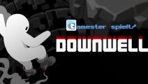Gamester spiel Downwell