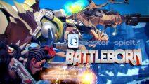 Gamester spielt Battleborn