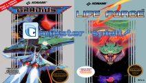 Gamester spielt Gradius und Life Force