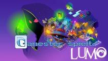 Gamester spielt Lumo