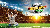 Gamester spielt Dino Dinis Kick Off Revival