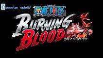 Gamester spielt One Piece Burning Blood